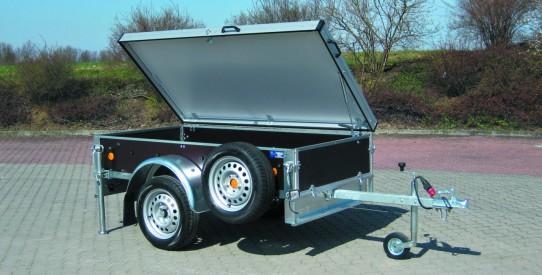 Typ GL - Pkw-Anhänger mit TopZurr®24