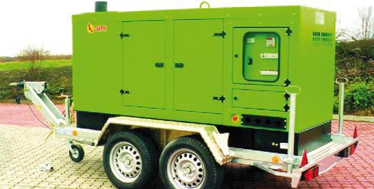 Typ FGPK - Fahrgestell gewerblicher Pkw-Anhänger