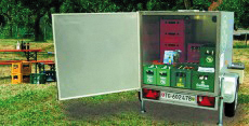 Typ TC - Minikühler Transcooler - mit integrierter Kühlung