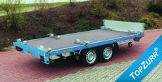 Typ CZ-CA - Transportwechselsystem mit TopZurr®21 auf SP, TP, TK, DK, DG