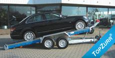 Typ AS - Autotransport-Anhänger kippbar mit TopZurr®22