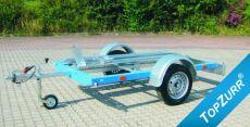 Typ MO - Motorrad-Transporter offene Ausführung mit TopZurr®25