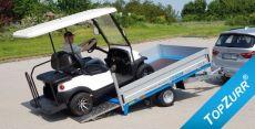 Typ ET - ECO-Toplader selbstkippend - PKW-Speditions-Anhänger mit TopZurr®21