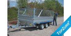 Typ DK - Dreiseiten-Kipper mit TopZurr®21