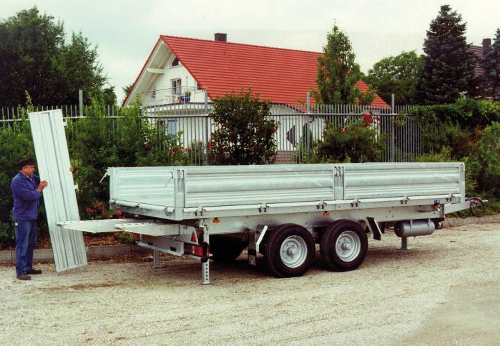 Atemberaubend Produkte ٠ Barthau Anhängerbau – Qualitätsanhänger vom &YJ_16