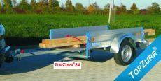 Typ KA - Pkw-Anhänger mit TopZurr®24 und TopZurr®25