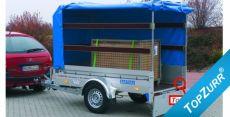 Typ QL - Cargo Quick-Lader - Pkw-Anhänger mit TopZurr®24
