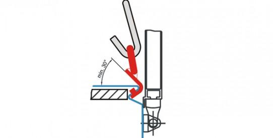 Typ RH - Rückwärtskipper mit TopZurr®21