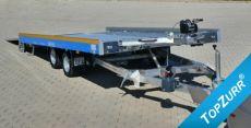 Typ AH - Autotransport-Anhänger selbstkippend mit Ladungssicherung